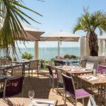 tables, restaurant, terrasse